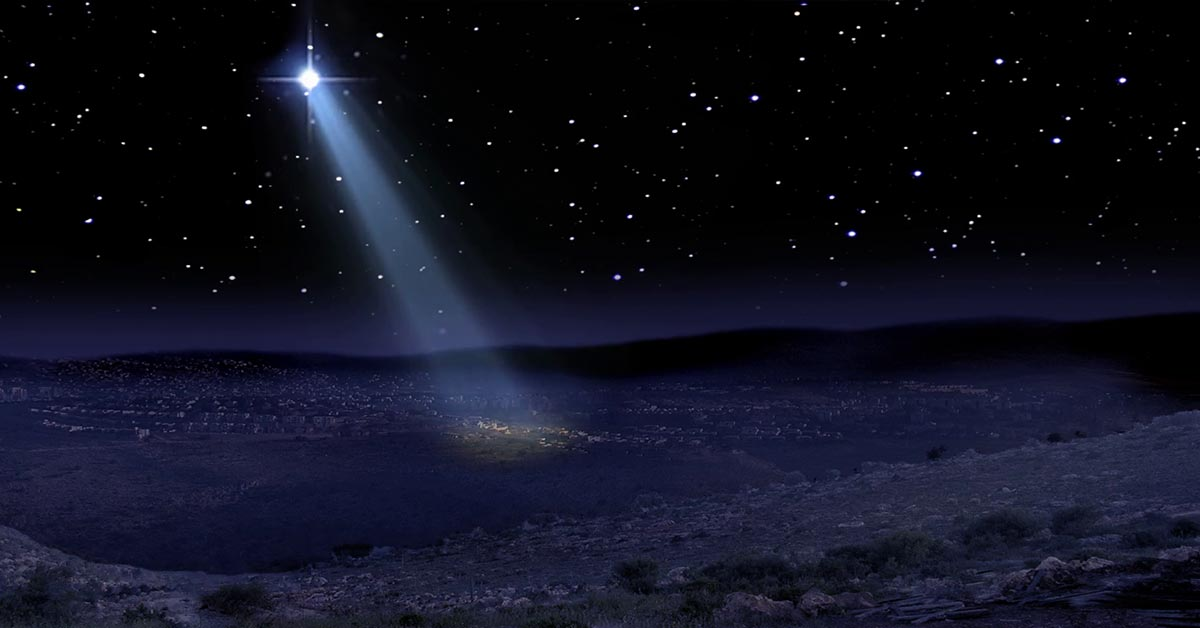 Το αστέρι της Βηθλεέμ